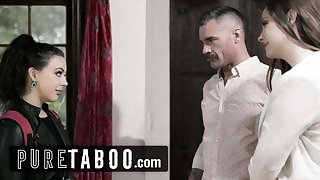 PURE TABOO, Headman Husband's Mistress Shows Up at His House