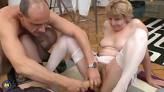 A Abnormal Milf 3some Orgy At The Gynecologist
