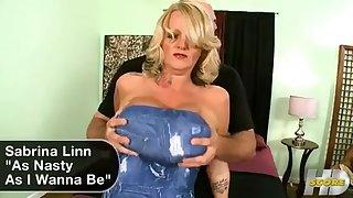 Incroyable Gros seins, Fellation sexe clip
