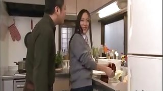 Babe Japanese Asian Fucked By Not Her Stepfather